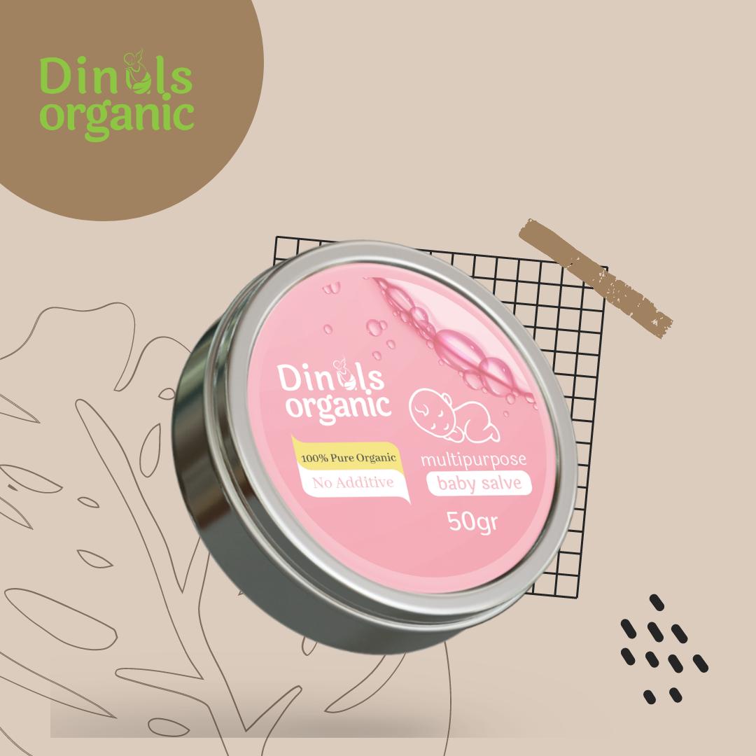 Multipurpose Baby Salve Dinuls Organic