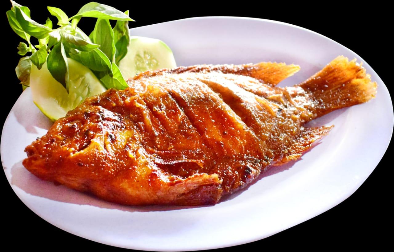 Ikan Nila Bakar atau Goreng