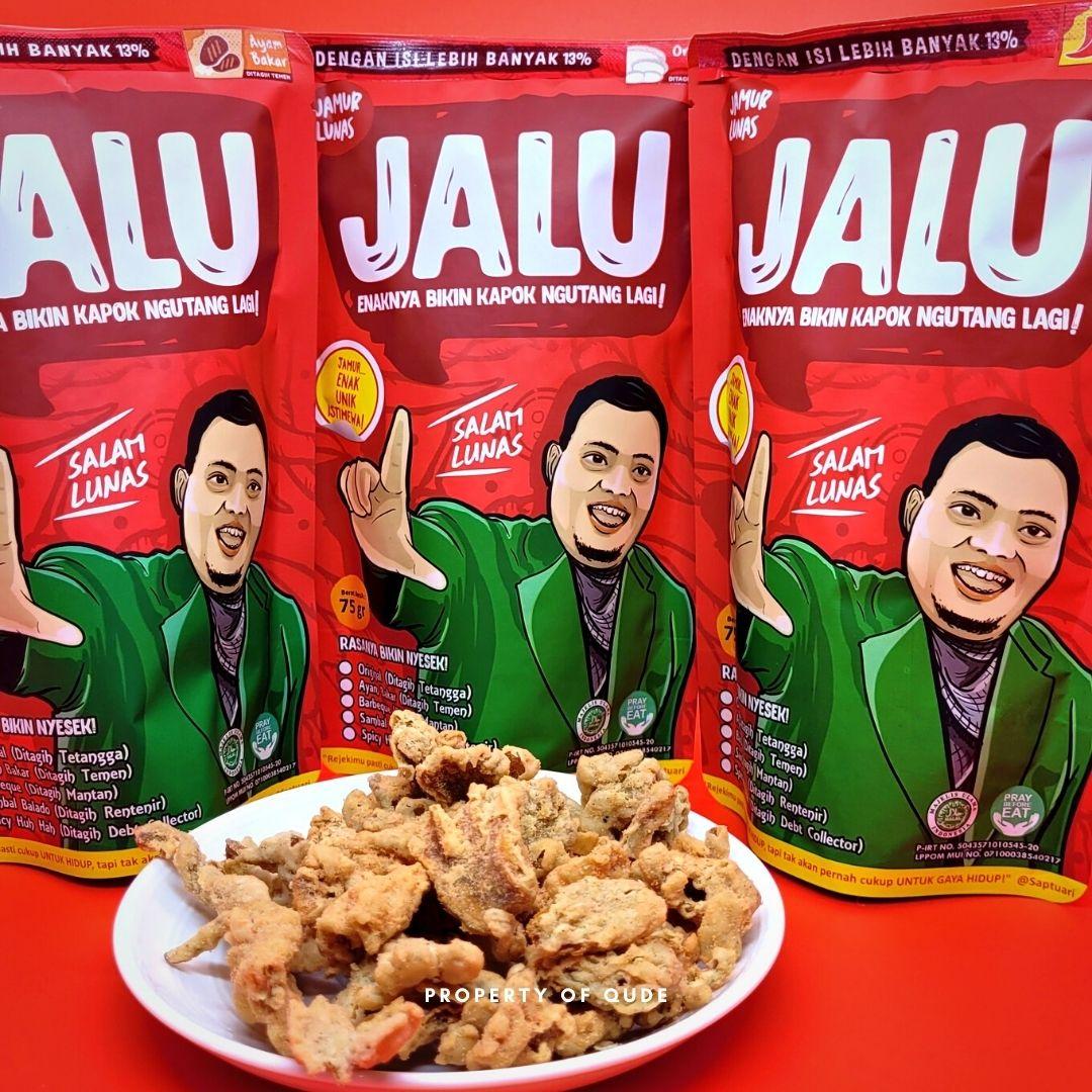 JALU Jamur Tiram Crispy (JALU SUGIH)