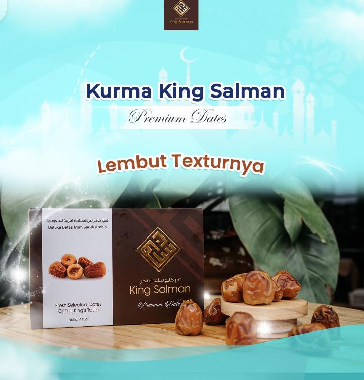 Kurma King Salman