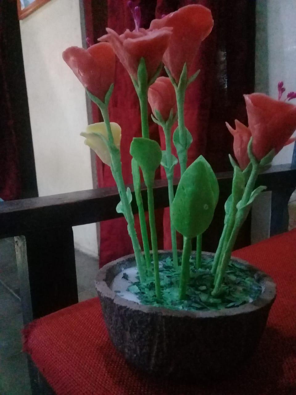 Bunga Sabun Wangi Aroma Terapi