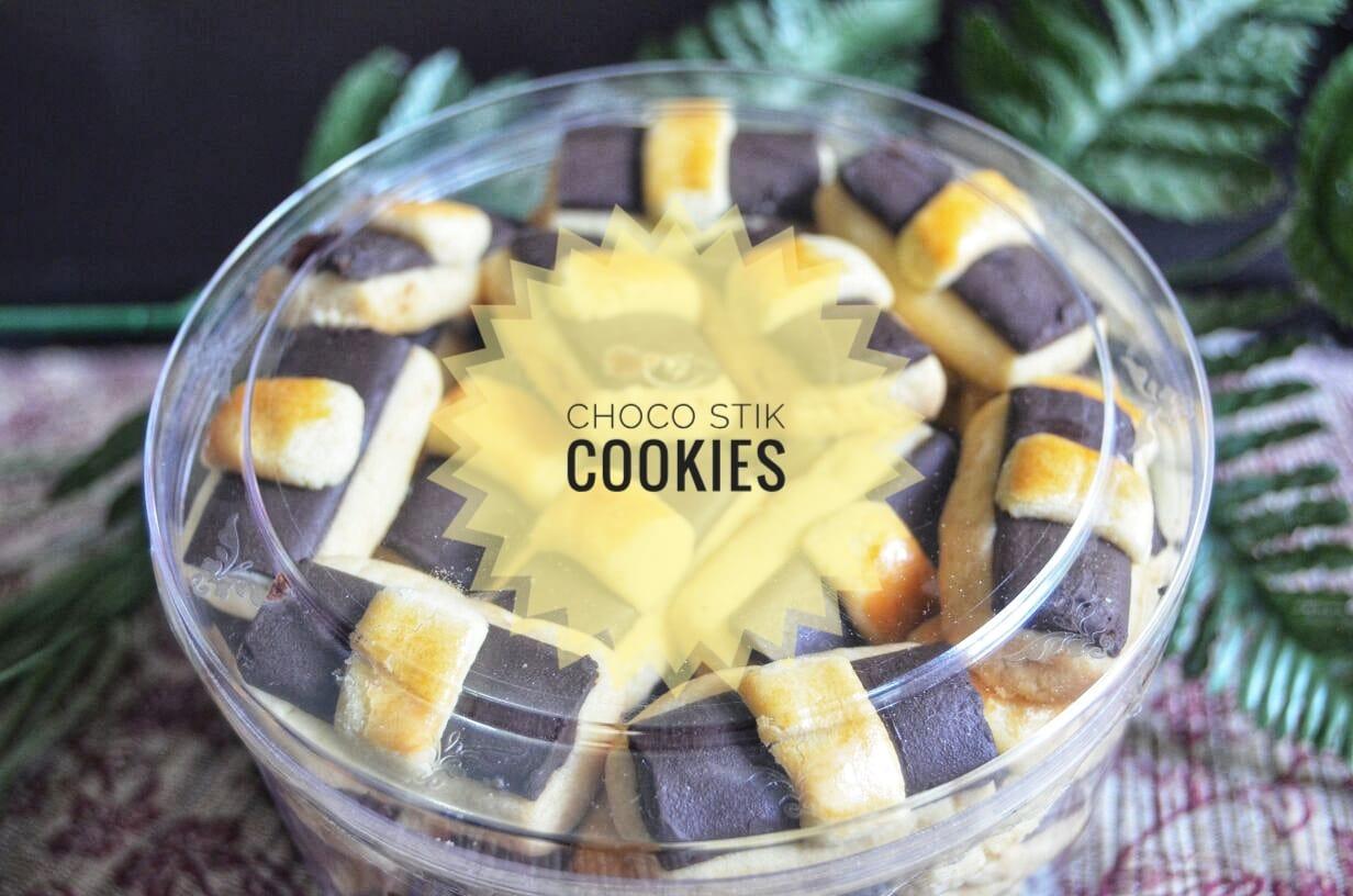 Choco Stik Cookies