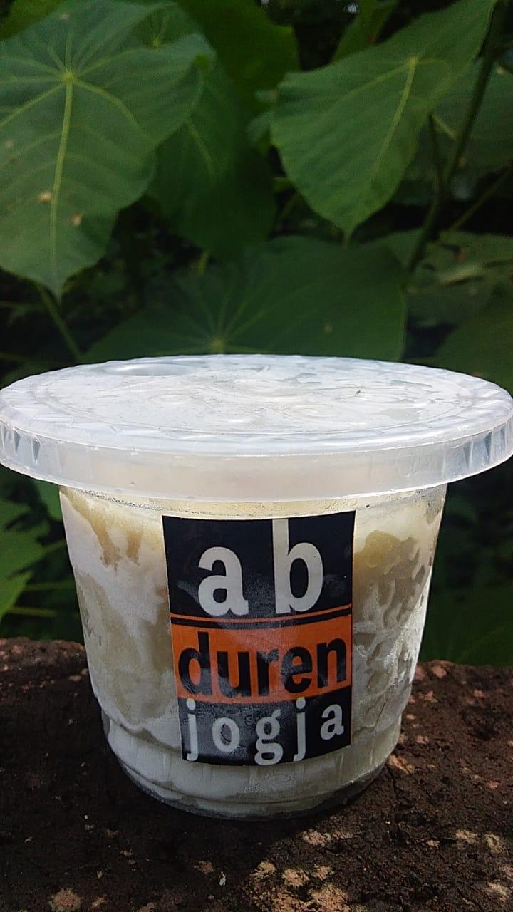 Daging Durian Murni Tanpa Biji