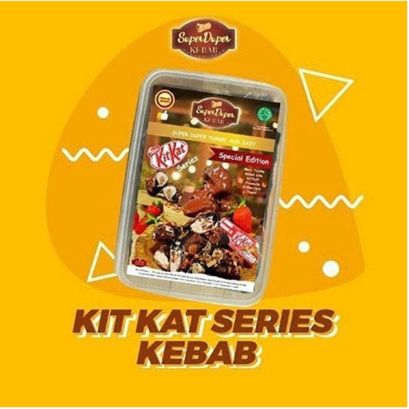 Super duper kebab special edition