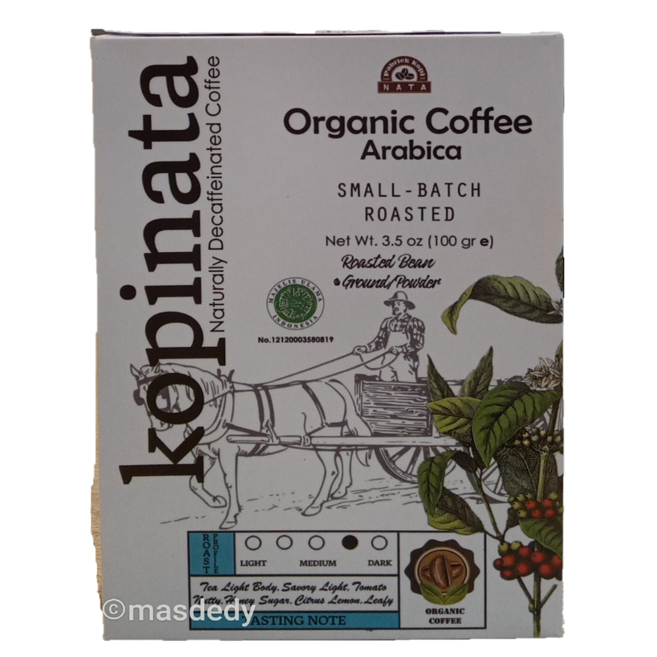 Kopinata Organic Coffee Arabica