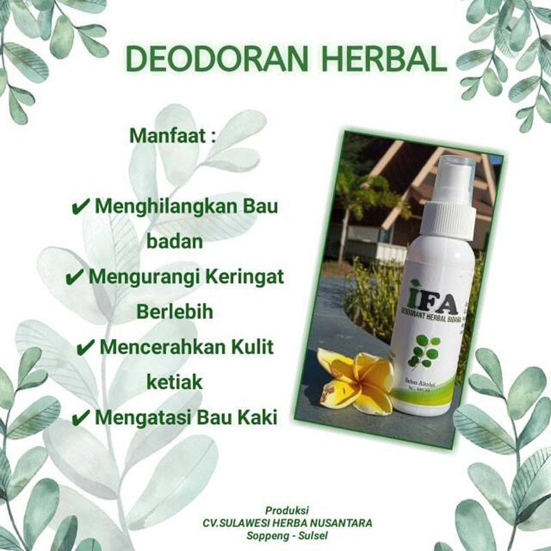 IFA Herbal deodorant