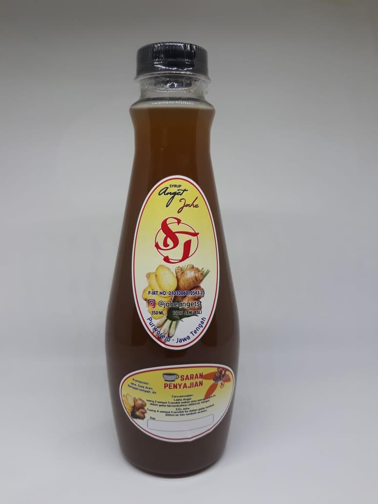 Syrup Anget Jahe 350ml