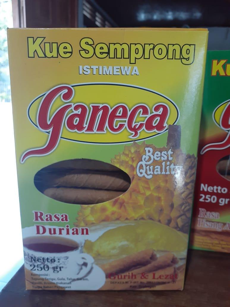 Semprong Durian 250 gram