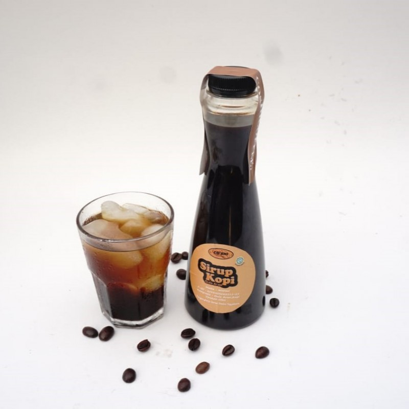 Coshi Sirup Kopi Gula Aren 400ml