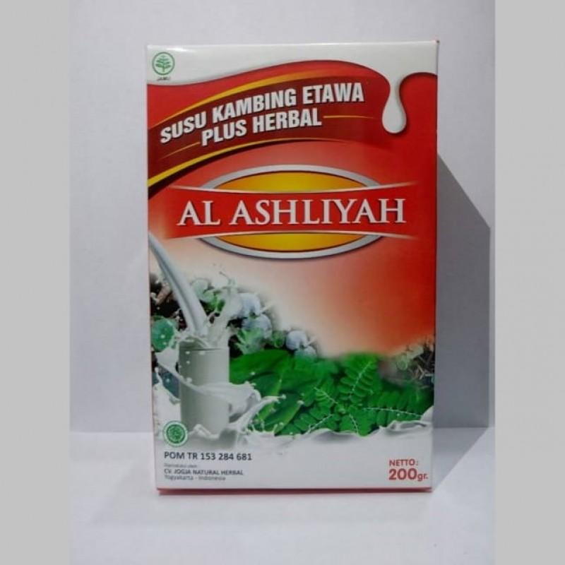 Susu Kambing Etawa Plus Herbal Al Ashliyah 200 gr