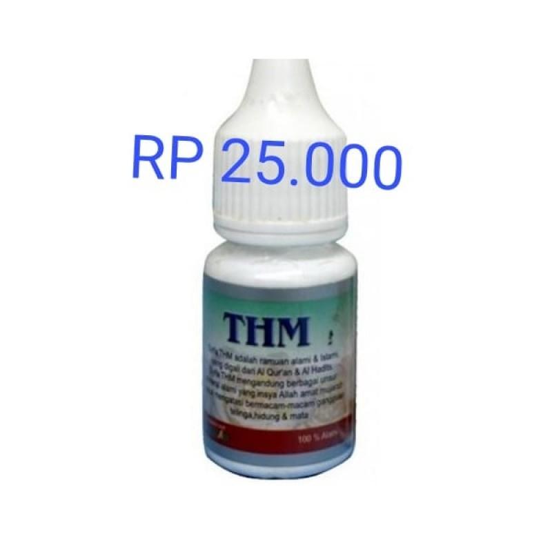 THM Herbal Tetes Mata 12 ml