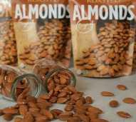 Amood roasted almond