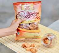 Emping Mlinjo Pedas Manis MR Snack